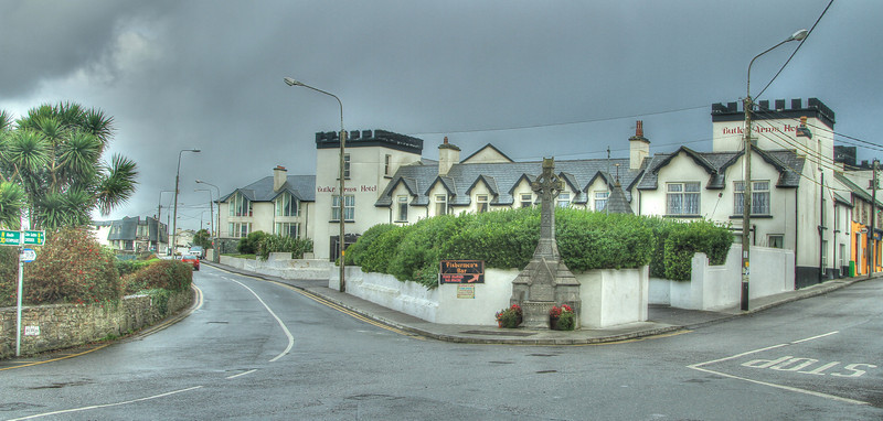 Butler Arms Hotel, Waterville