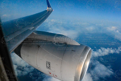 United Airlines - Boeing 757