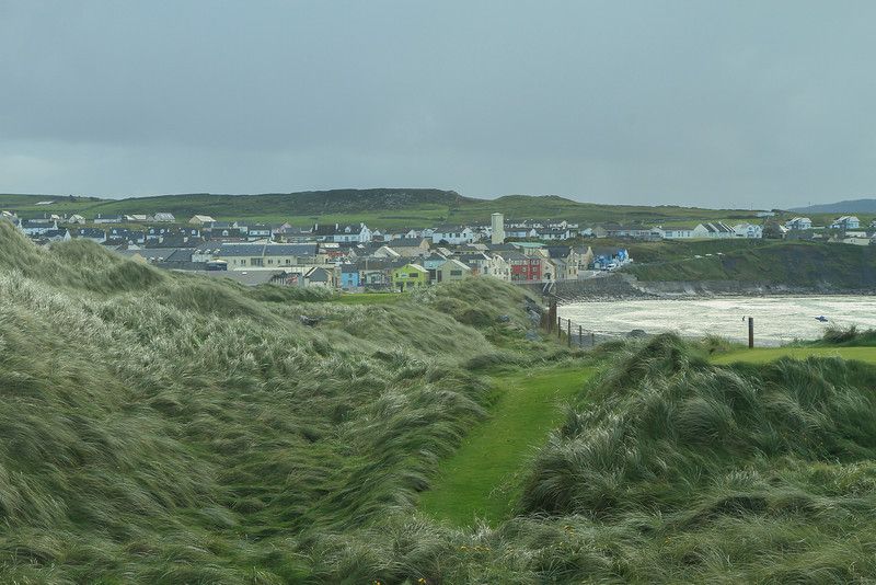 The town of Lahinch