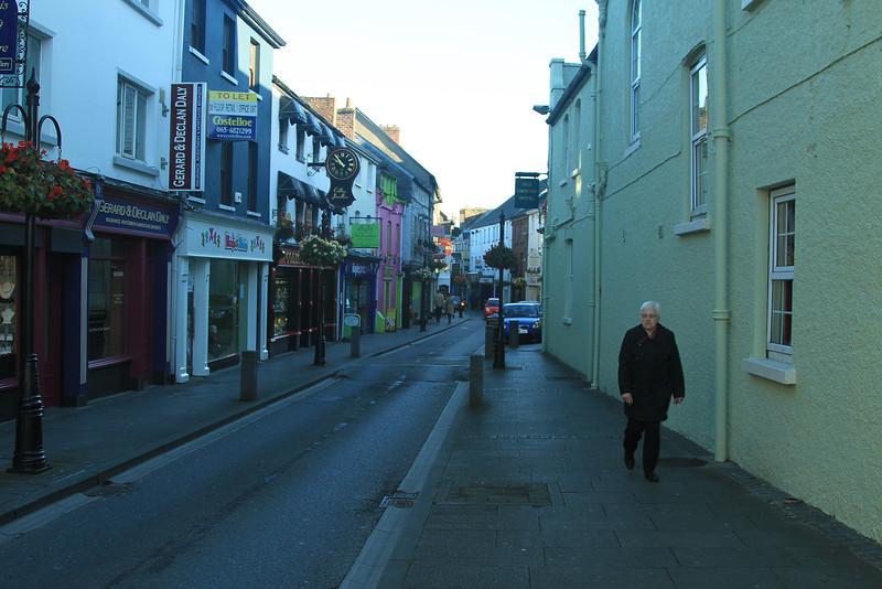 Dowtown Ennis.