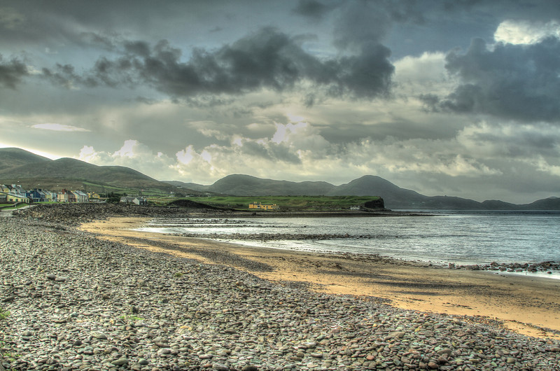 Waterville , looking towards a new course called Hogs Head.