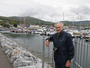 Dad in Dingle Harbor