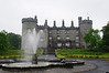 Kilkenny Castle owned by the Butler family, it's been very well restored to the way it looked around 1830.  Beautiful grounds.