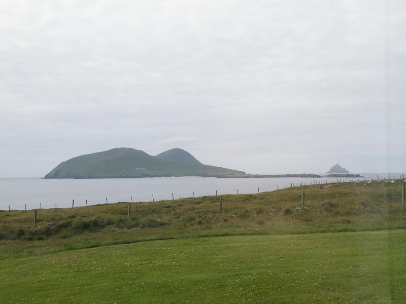 Great Blaskett Island, off the Dingle peninsula, Ireland