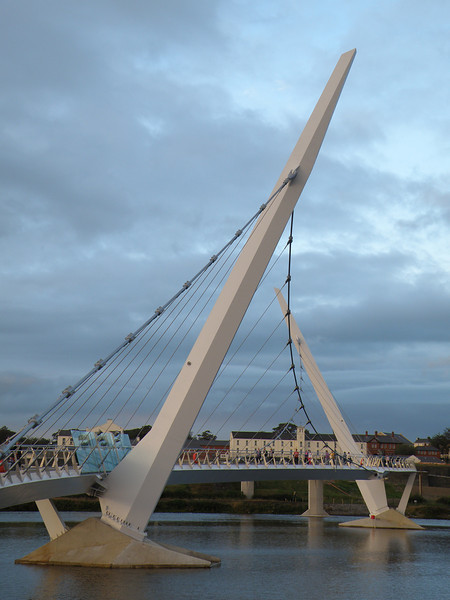 Derry Peace Bridge