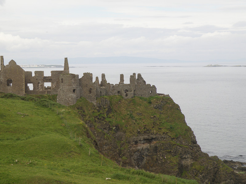 Dunineny Castle, Northern Ireland