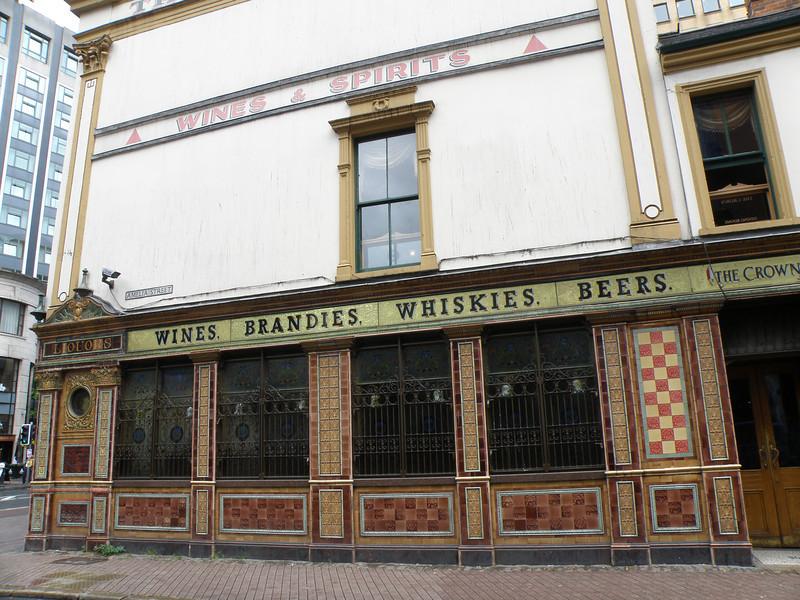 Crown Bar, Belfast