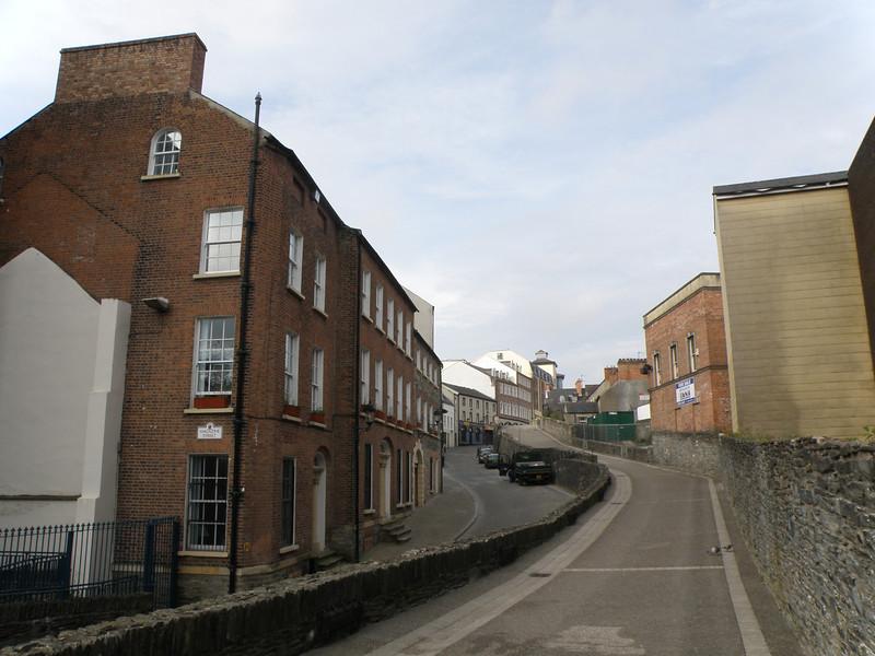 (London)Derry, Northern Ireland.