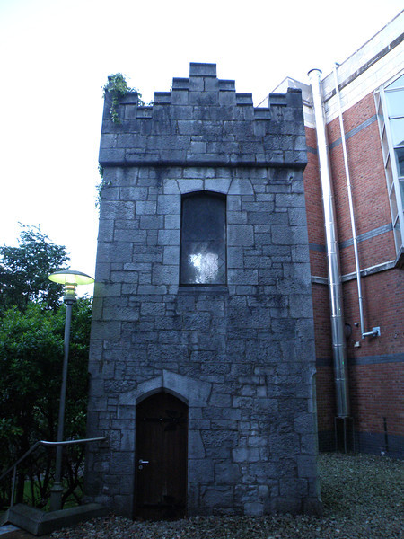 Tower on University College Cork campus