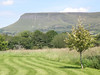 Benbulben mountain from Drumcliff.