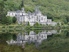 Kylemore Abbey on Pollacappul Lough