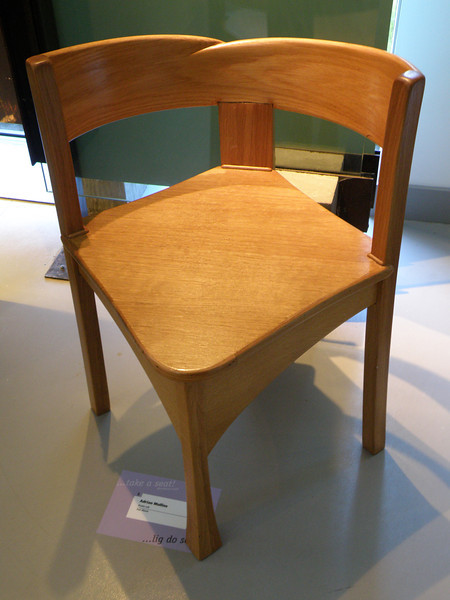 Chair, National Museum of Ireland - Country Life