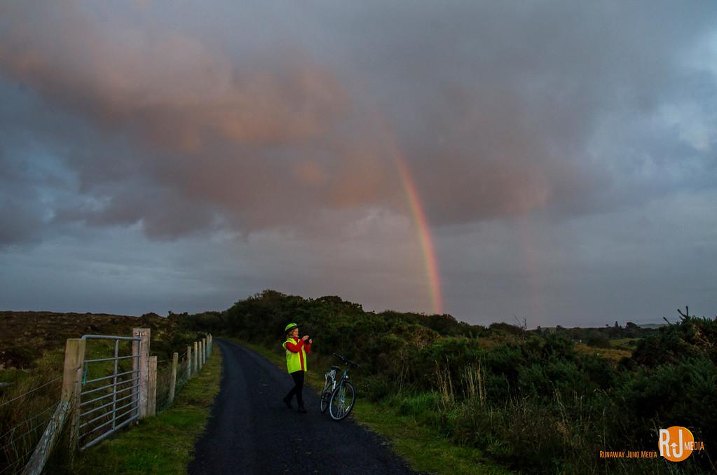Double-rainbow!