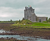 Dunguaire Castle, Kinvara, County Galway.   This is one of several old castles seen as we drove along. There are well in excess of 10,000 castles in the Ireland!