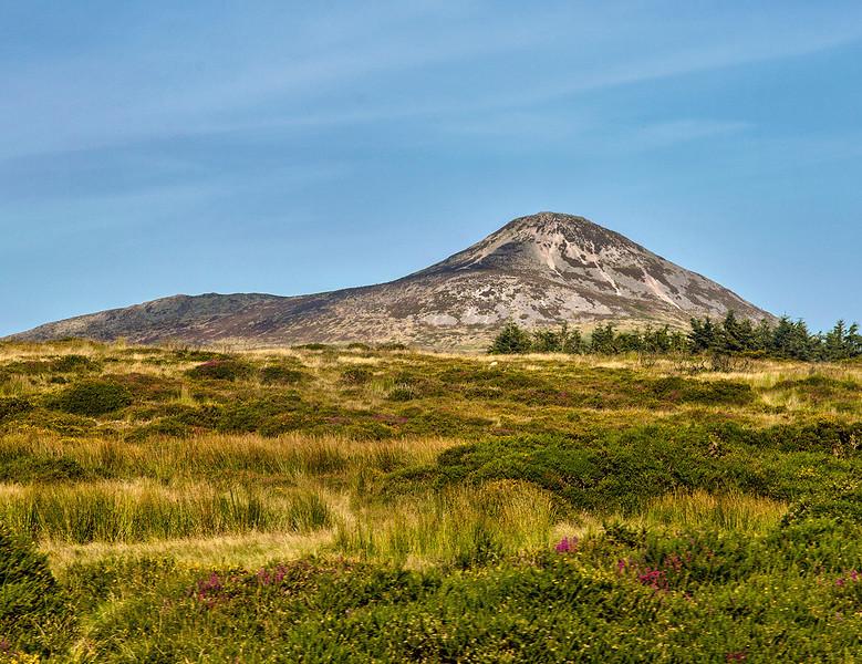 Sugarloaf Mountain.