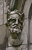 Brian Boru, the first king of Ireland. He managed to organize diverse factions of Irish people and successfully drive the Vikings out of Ireland.