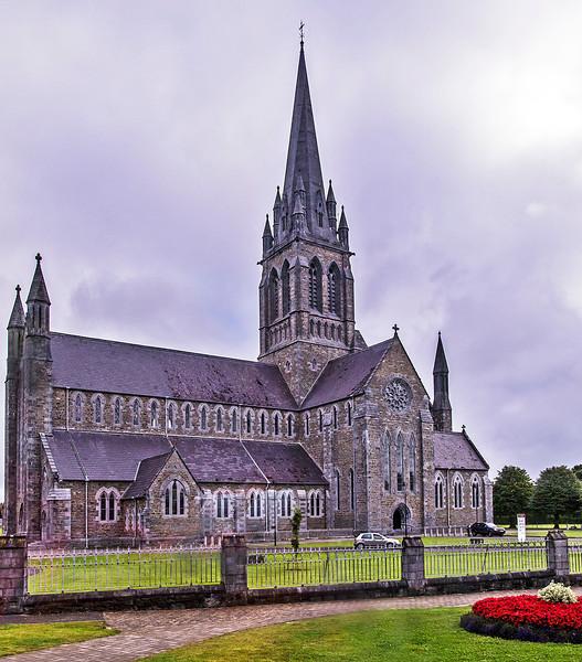 St. Mary's Cathedral,  Killarney.