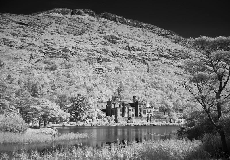 Kylemore Castle.