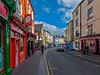 Before departing Kilkenny we check out one of its side streets.