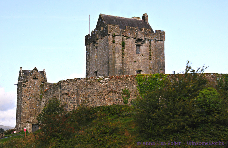 Dunguaire Castle (Irish: Dún Guaire} in KInvarra
