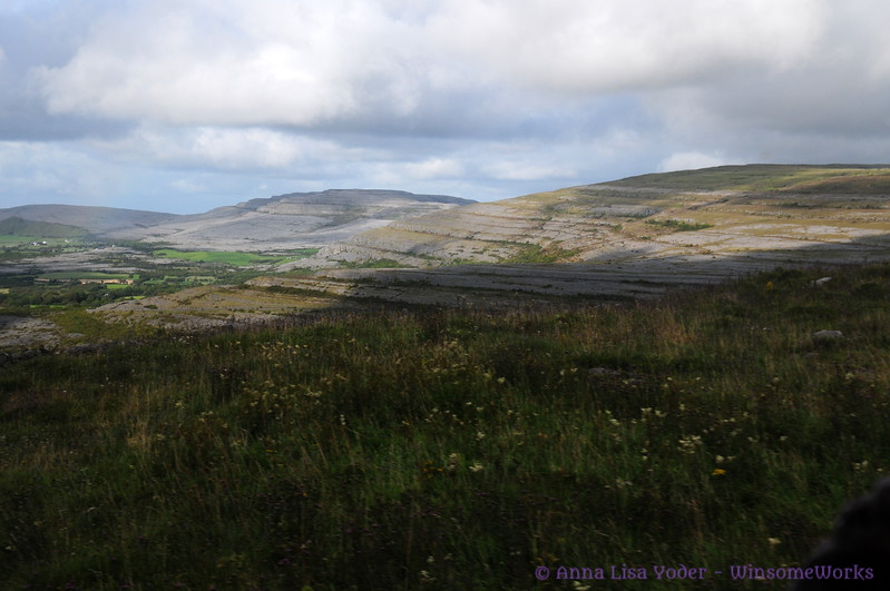 Three mountains in The Burren (needs ID)