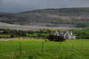 View of mountain (needs ID) in the Burren near Ballyvaughan