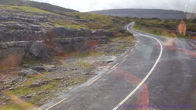 Stones of The Burren, along Route 477 en route to Doolin