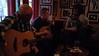 Music at Seisiun (trad. jam session) at Tig Coili in Galway City - a set of three reels