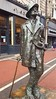 James Joyce statue in Dublin