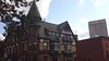 Tudor style building at At RISD