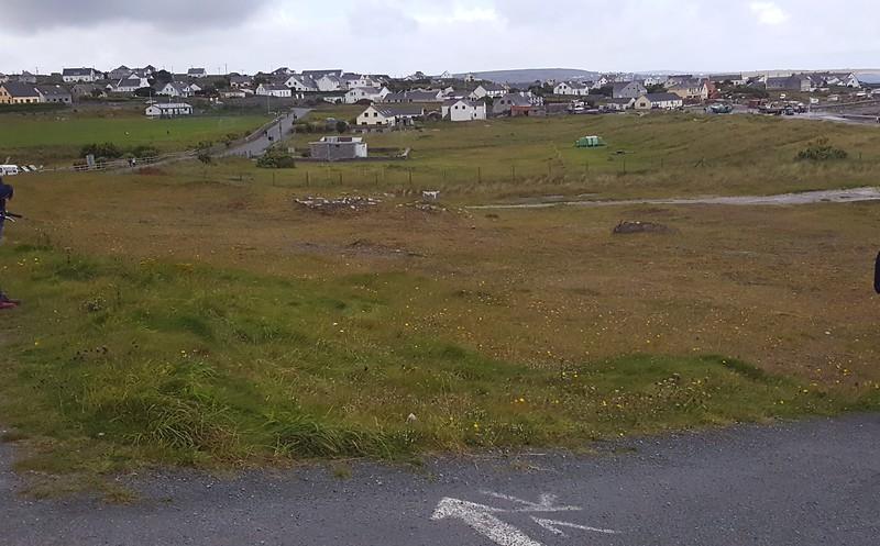 Village on Inis Oirr