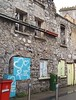 Ancient buildings in the Latin Quarter - Galway City