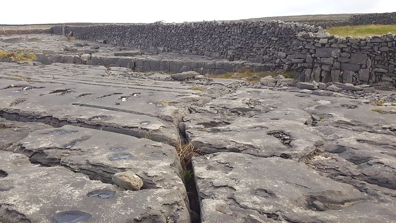 The Burren on Inis Oirr (Inisheer)