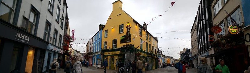 The Latin Quarter, in Galway City