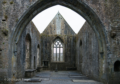 Quin Abbey, Co. Clare