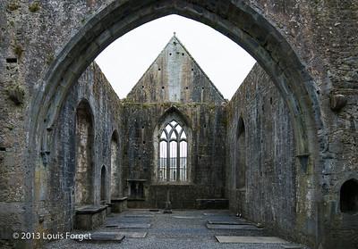 Quin Abbey, Co. Clare