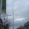 "The <a href=""http://www.spireofdublin.com/"">Spire of Dublin</a> on O'Connell Street"