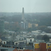 "The tour ends with a tasting on the seventh floor with a panoramic view of Dublin; here is the <a href=""http://en.wikipedia.org/wiki/Wellington_Monument%2C_Dublin"">Wellington Monument</a> seen from there."