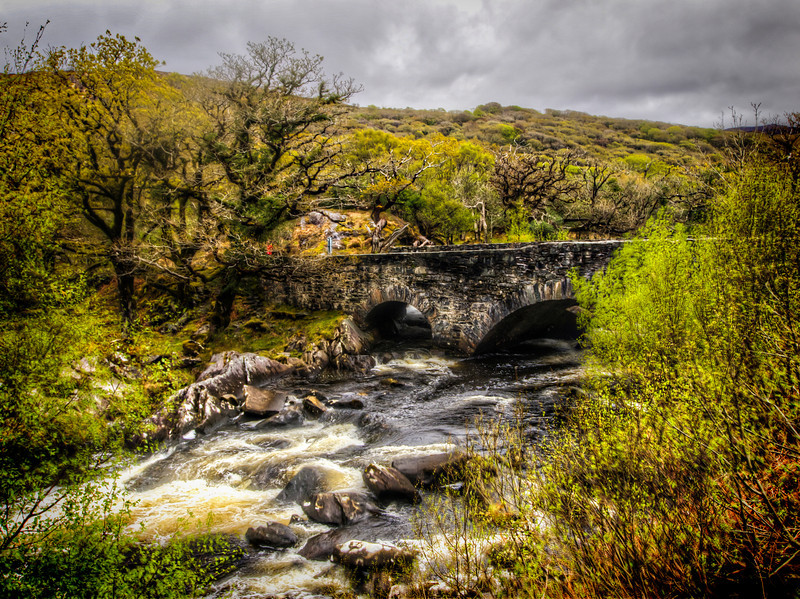 Bridge on the Ring of Kerry