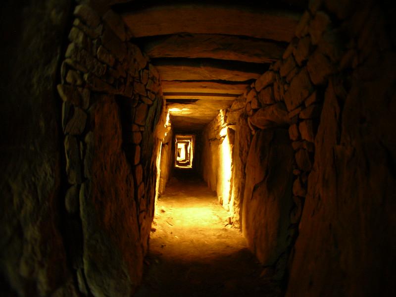 Knowth 4; Passage Tomb