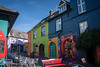 Kinsale is a very pretty, tourist-oriented town - with lots of shops and restaurants.