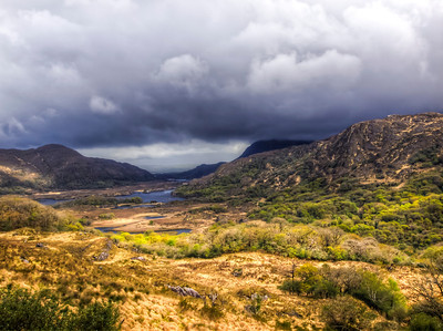 Ladies View on the Ring of Kerry