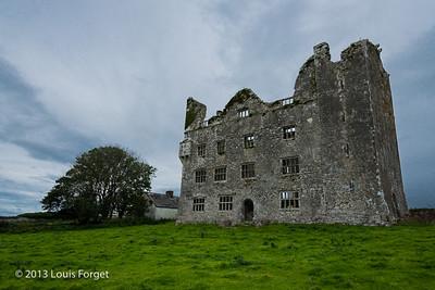 Lemenagh Castle, Kilfenora, Co. Clare