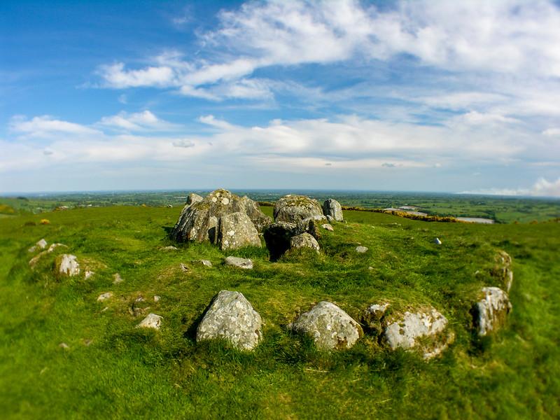 Loughcrew Stone Circle 2