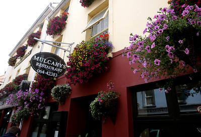 Mulcahy's Restaurant, Kenmare, County Kerry, Ireland