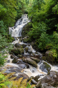 Killarney National Park Torc Waterfall