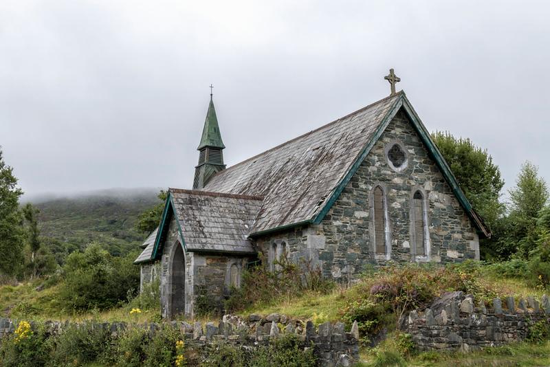Old Church in Killarney