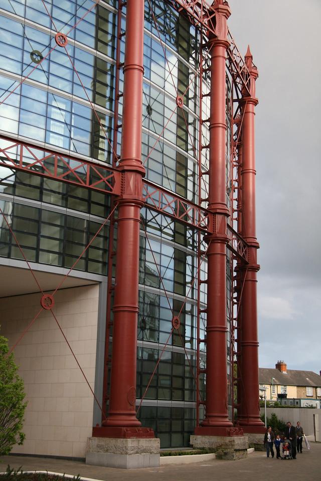 The Gasworks, Dublin.