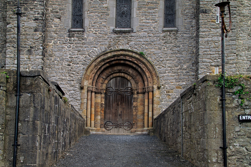 St  Mary's Church Entrance 412