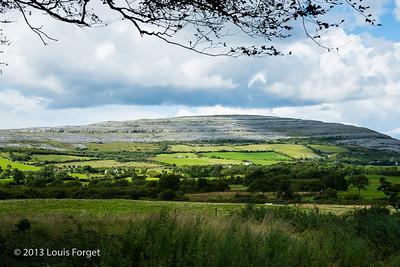 Ballyallaban Ringfort, the Burren, Co. Clare